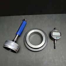 Mitutoyo Digital Indicator 543 392b Amp Diatest 75mm Bore Gage Amp Ring Machinist