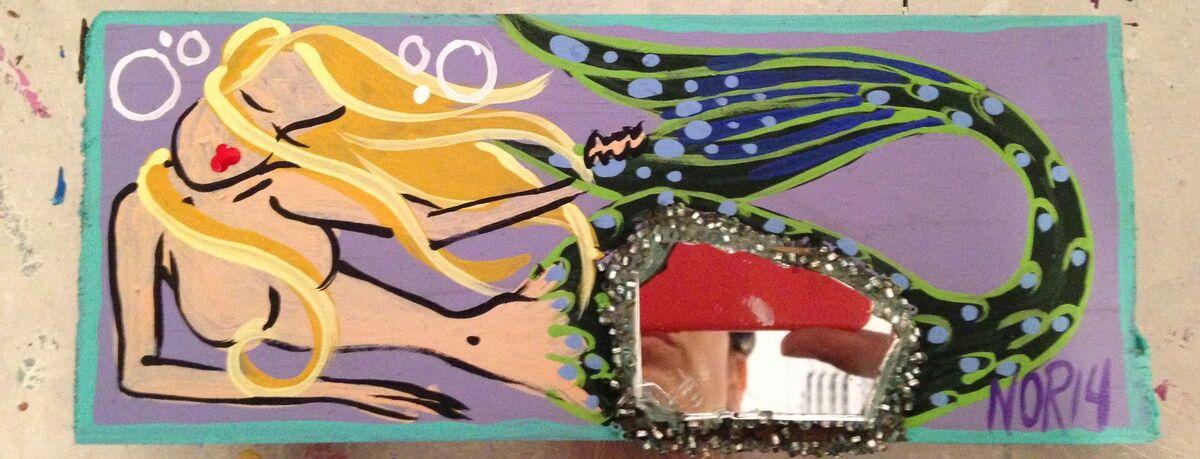 NOR Mermaid Paintings
