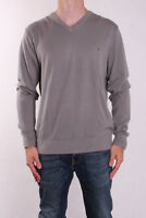 TOMMY HILFIGER Pacific 293, Herren Pullover, Graue Farbe