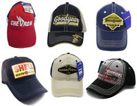 3e4e4d4e0d4 Automotive Caps Shell Goodyear Chevron Motor Oil Baseball Cap Adjustable Hat