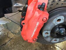 PORSCHE BOXSTER 3.2 S FRONT BRAKE CALIPERS   BOXSTER 3.2 S CALIPERS DK02