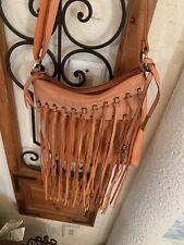 Lucky Fringe Crossbody Bag