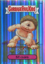 Garbage Pail Kids Chrome Series 2 Refractor Parallel 44a SY CLOPS