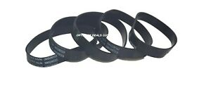 5 replacement Vacuum Belts for Hoover 38528033 WindTunnel 562932001 AH20080