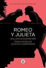 Romeo y Julieta (Letras maysculas. Clsicos universales) (Spanish Edition)