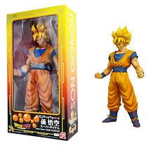 "Bandai X-Plus GIGANTIC Vinyl Dragon Ball Z Super Saiyan Goku 18"" Figure MISB"