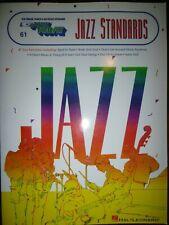 EZ PLAY Songbook # 61 Jazz Standards