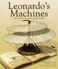 Leonardo's Machines : Da Vinci's Inventions Revealed (2006, Paperback)