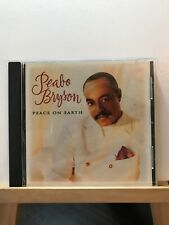 Pre-owned ~ Peace On Earth by Peabo Bryson (CD, 1997 Angel Records) Club Edition