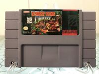Donkey Kong Country (Super Nintendo, SNES) Cart Only Authentic -Tested & Working