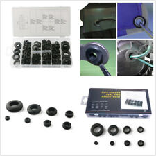 180 Pcs 8 Size Rubber Grommet Electrical Gasket Tools For Wire Cable & Plug Kit