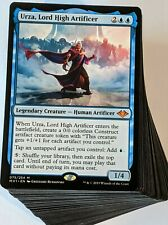 ***Custom Commander Deck*** Urza, Lord High Artificer - Artifact Storm - EDH MTG