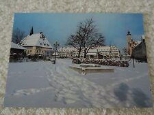 Postkarte Freudenstadt/Schwarzwald Winter