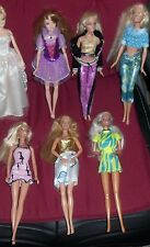 LOTTO BAMBOLE BARBIE DOLLS POUPEE MUNECA-DOLL PRINCIPESSA/PRINCESS,RAPUNZEL