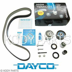 DAYCO TIMING BELT KIT - for Audi Q5 Turbo Diesel 2.0L 8R (CAHA engine)