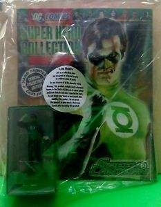 DC EAGLEMOSS SUPERHERO COLLECTION GREEN LANTERN (HAL) LEAD CAST FIGURE UNOPENED