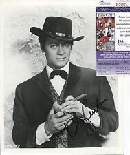 TONY CURTIS ACTOR IN BOSTON STRANGLER SIGNED PHOTO AUTOGRAPH JSA AUTHENTICATED