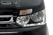 CSR Scheinwerferblenden für VW T5 Bus Facelift SB049