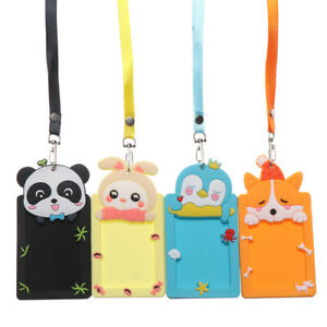 School Office Supplies Badge Name Card ID Card Pouch Card Holders Card Sleeve