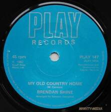 """Country 45RPM 1980s Pop 7"""" Singles"""