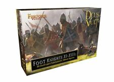 Fireforge Games 28mm Foot Knights XI-XIII Century