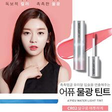 A'PIEU Water Light Tint Moisture Lip Tint  New Version K-beauty Apricot CR02 Kor
