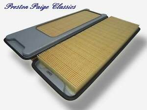Jaguar Air Filter Pair for Marelli Ignition -  XJS / XJ-12 (Mahle)