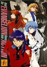 Evangelion : poster rare ver 3