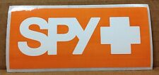 "Spy+ ( Spy Optic Decal ) Car / Skateboard / Snowboard Sticker 6"" X 3"" Inches"