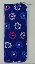 NWT Vera Bradley CURLING & FLAT IRON COVER Case ELLIE FLOWERS Floral