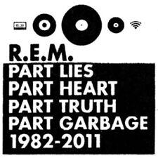 R.E.M. : Part Lies, Part Heart, Part Truth, Part Garbage: 1982-2011 CD (2011)