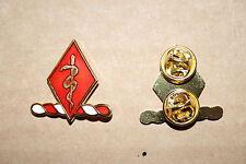 PERFECT COPY OF WW2 4TH MEDICAL BATTALION DIVISION DI CREST PIN
