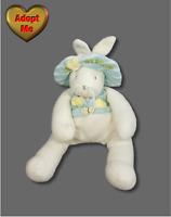 Hallmark Bunnies By The Bay Buttercup Cream Bunny Rabbit Stuffed Plush Animal