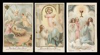 lotto santini-holy cards lot-lot images pieuses-konvolut heiligenbildichen n.5