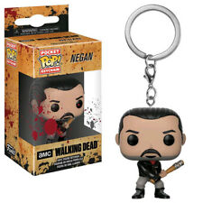 The Walking Dead - Negan Bloody Pocket Pop! Keychain NEW Funko