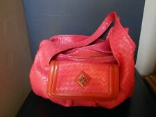 Simply Vera Wang Womens Shoulder Tote Hand Bag Purse Pink