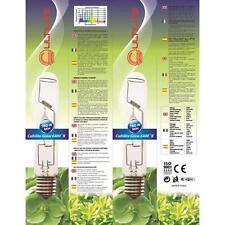 LAMPE AMPOULE ampoule culture d'intérieur Cultilite MH 400W croissance