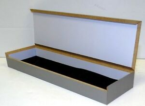 Lot of 200 Pieces - Classy Silver Pen Boxes with Felt Inner Lining FREE SHIPPING