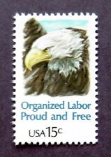 Sc # 1831 ~ 15 cent Organized Labor (cf8)