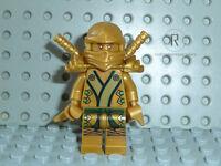 LEGO® Ninjago Goldener Ninja Figur Lloyd gold 70503 70505 mit Waffe Neuware