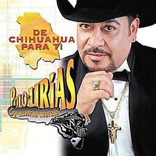 Polo Urias y Su Maquina Norteña De Chihuahua Para Ti  CD