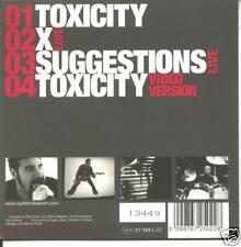 System of  a down - toxicity  humbered cd single