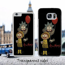 it and morty Phone Case Cover