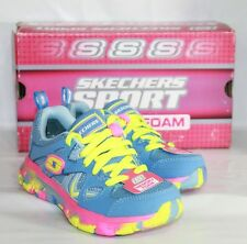 Children Skechers Synergy-Priveleged Running shoes Size 10.5 - 80875L/PWMT