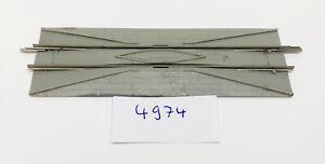 4974 Entgleisungsvorrichtung 104,2 MM 1 Piece Minitrix N
