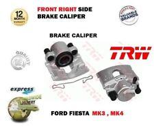 FOR FORD FIESTA MK3 MK4 + 1.6 16V XR2i 1989-2000 TRW FRONT RIGHT BRAKE CALIPER