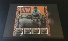 More details for limited edition no. 2145 of 5000  paul mccartney fan sheet - ram