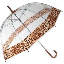 Ombrello ombrello CUPOLA TRASPARENTE-ombrello leopard fashion style stock ombrello