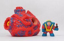 Body Wars - Hearty Heart - Digo Destroyer - Micro Figure Play Set