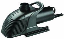 Pondmaster 20230 Hy-Drive 6600 gph Pond Pump w/Filter Bag & Rotating Connector